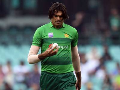 Pacer Mohammad Irfan return to international cricket turned out to be a nightmare