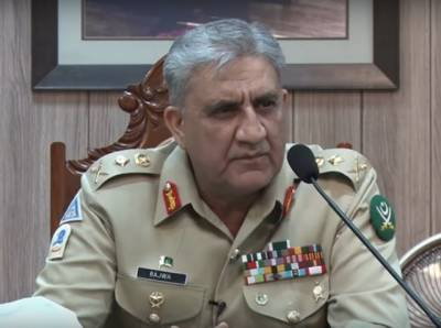 Pakistan Army Chief breaks silence over the Azadi March and support for PM Khan