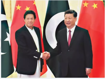 Pakistan China give a deadly blow to India worth billions of dollars