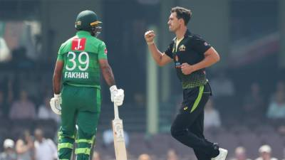 Pakistan's opener Fakhar Zaman faces the worst embarassment
