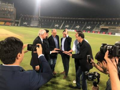 PSL 2020 first pick for players drafts announced through 'Pugan Pugai'