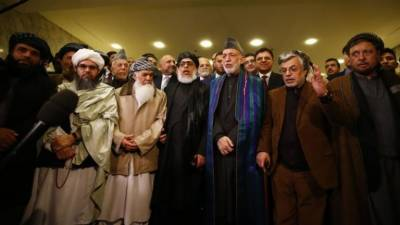 New developments reported over Afghanistan peace talks in China