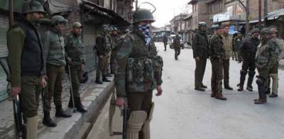 Indian Military siege of Occupied Kashmir enters 94th consecutive day