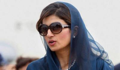 Former foreign minister of Pakistan Hina Rabbani Khar gets a clean chit