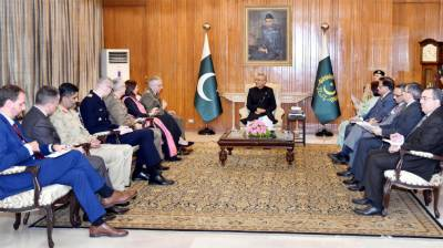 In a foreign policy success, EU Military Commission Chief supports Pakistani stance against India over Occupied Kashmir