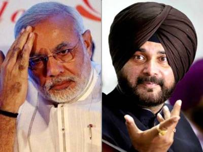 Indian government finally responds over Navjot Singh Sidhu request to visit Pakistan