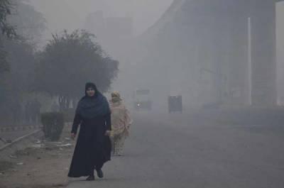 LAHORE beats New Delhi to become new Smog capital