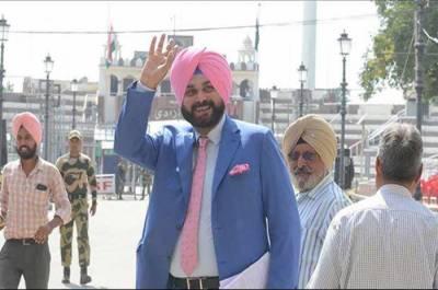 Navjot Singh Sidhu breaks silence over attending the Kartarpur corridor opening ceremony