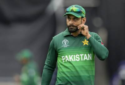 Pakistani former Skipper Mohammad Hafeez responds over media reports of Rs 17 crore assets concealment
