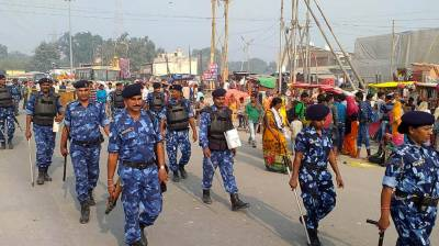 Security put on high alert across Indian States: Report