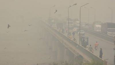 Smog hits alarming dangerous levels in Lahore, posing serious threats to public health