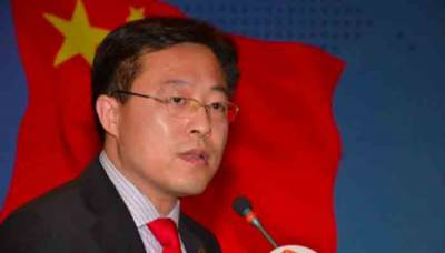 Top Chinese envoy gives a strong snub to Indian BJP leader over blaming Pakistan and China