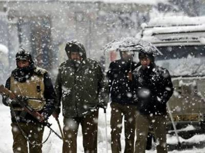Five Indian Military soldiers killed in Occupied Kashmir