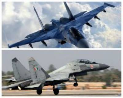 In a direct threat to PAF, Indian Air FORCE to be equipped with 272 Russian Super Sukhois fighter jets