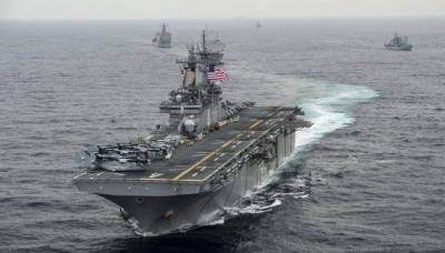 In a new development, US Naval coalition in Gulf officially launches New Operation