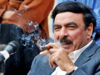 Pakistan Railways Minister Sheikh Rashid Ahmed lands in hot waters