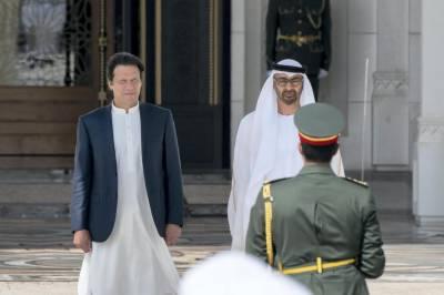 Pakistani PM Imran Khan sends special message for UAE President Sheikh Khalifa bin Zayed