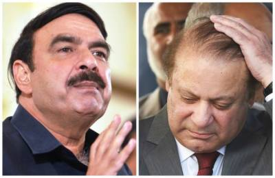 Sheikh Rashid makes new revelations over Nawaz Sharif leaving Pakistan without returning looted money