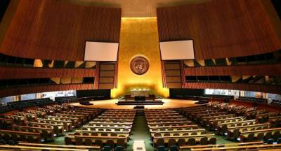 United States faces big humiliation at the United Nations