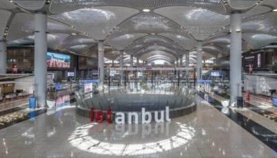 Istanbul Airport won the