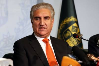 Pakistan FM Shah Mehmood Qureshi strongly reacts against Indian SC verdict on Ayodhya case