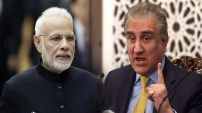 Pakistani FM Qureshi makes big offers to Indian PM Narendra Modi