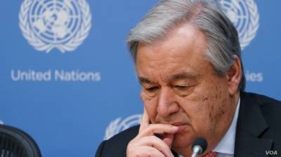 UN Chief responds over Pakistani initiative of Kartarpur Corridor for Indian Sikhs