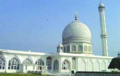 For the first time in history, India banned congregational gathering at Hazratbal shrine in Srinagar on Eid MiladNabi