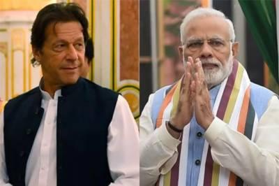 Indian PM Narendra Modi's message for Pakistani PM Imran Khan