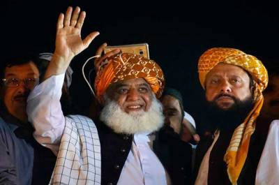 JUI F Chief takes important decision over the Azadi March: Report