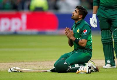 Pakistani Skipper Babar Azam in the line of fire