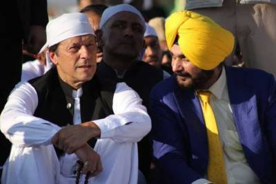 PM Imran Khan video comments about Navjot Singh Sidhu goes viral on social media