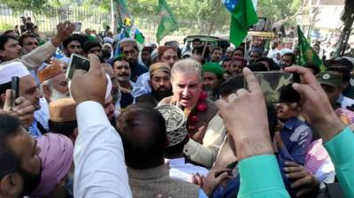 Pakistan FM Shah Mehmood Qureshi lashes out at Indian PM Modi and Indian Supreme Court