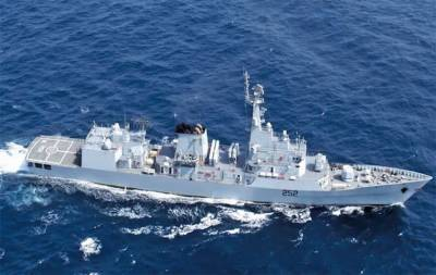 Pakistan Navy Ships and Aircrafts participate in international maritime exercise in Arabian Sea