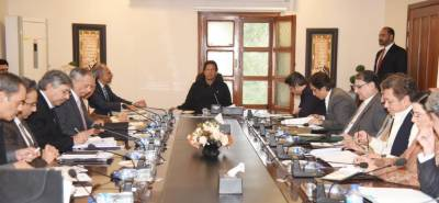 PM Imran Khan held important meeting with the top economic team