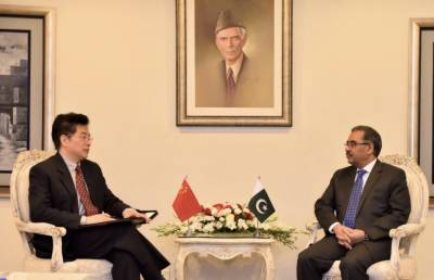 China seek Pakistan's crucial support over Afghanistan peace talks