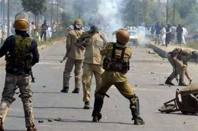 In worst act of state terrorism, Indian troops martyr four more Kashmiri youth in fake encounters