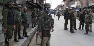 Indian Military lockdown in Occupied Kashmir enters 100th day: Report
