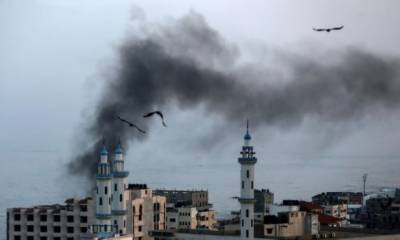 Death toll rises drastically in Israeli Military airstrikes in Gaza