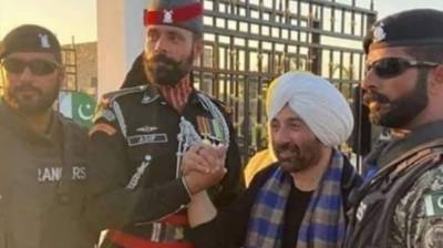 What does Indian MP and Actor Sunny Deol say about people of Pakistan?
