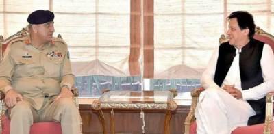 COAS General Qamar Bajwa held important meeting with PM Imran Khan: Report