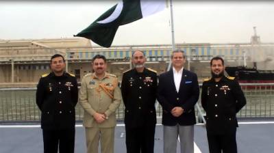 In another strategic move, Pakistan Navy enhances outreach for Maritime security
