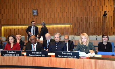 In yet another foreign policy success, Pakistan elected as President of Prestigious UN Commission: Report