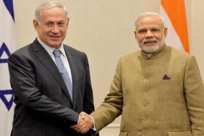 India is seeking Israeli help to establish strategic partnership: Report