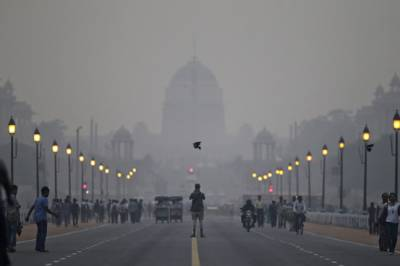 Indian capital Delhi listed as Most Polluted City in the World, dangerous for neighboring countries also: Report