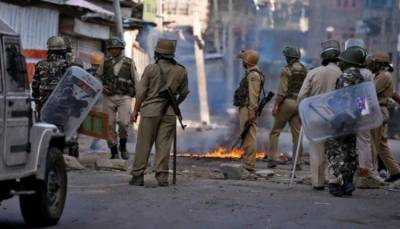 Indian Military lockdown of Occupied Kashmir enters consecutive 103rd day: Report