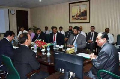 NAB Chairman held important meeting in Lahore, key decisions taken