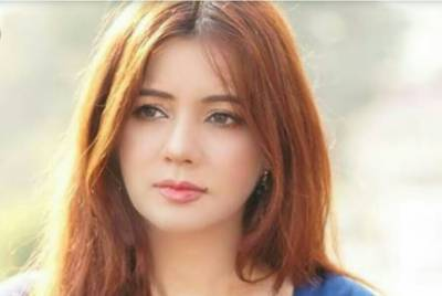 Singer Rabi Pirzada makes stunning claims over her leaked videos case