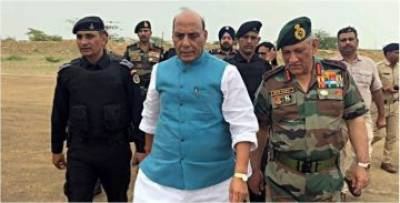 China strongly reacts over Indian defence minister Rajnath Singh provocative move on borders