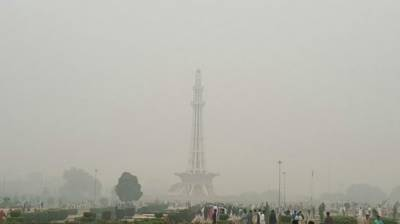 For the first time in history, Punjab government to use Artifical Rain to reduce smog in provincial capital Lahore